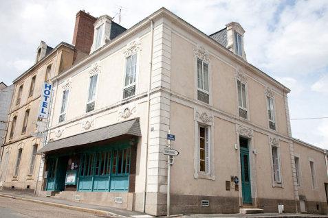 Hotel restaurant Chandouineau à Redon en ille et Vilaine 35