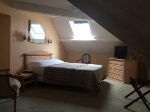 hôtel Chandouineau Chambre grand confort
