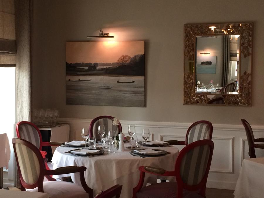 salle du restaurant Chandouineau